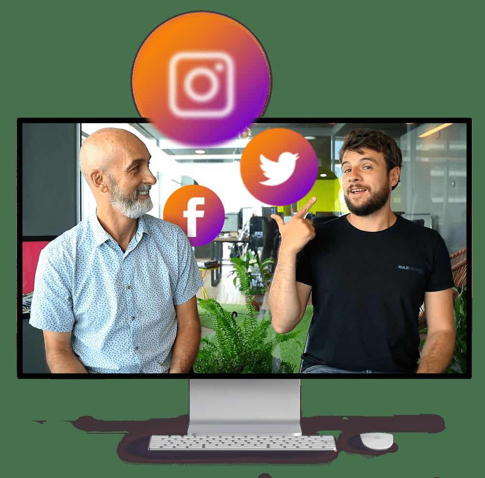 Mauro Palacios Empreendedor Digital apresenta a Fórmula da Campanha Eleitoral - Curso de Marketing Eleitoral Digital